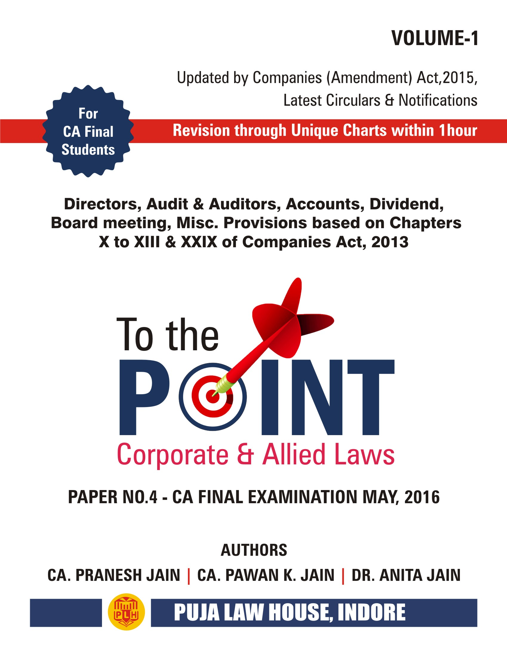 To The Point Corporate & Allied Laws